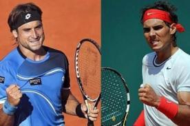 En vivo por ATV: Rafael Nadal vs David Ferrer - Nadal en Lima