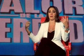 EVDLV: Tilsa Lozano confiesa que dormía en casa de Juan Vargas