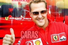 Michael Schumacher en coma: Piloto alemán cumple 45 años