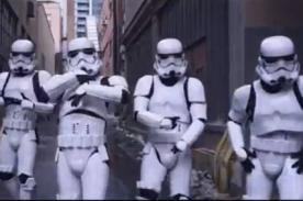 Mira cómo los soldados imperiales de Star Wars bailan al ritmo del twerk - VIDEO