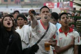 Universitario de Deportes: Hinchas indignados por fotografía ofensiva