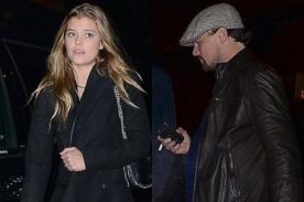 The Wanted: Novia de Max George se divirtió con Leonardo DiCaprio