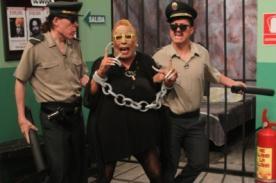 El 'Especial del Humor' parodia el arresto de Lucía de la Cruz