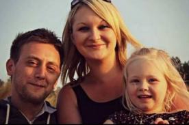 Padre con cáncer terminal le escribe conmovedora carta a su hija