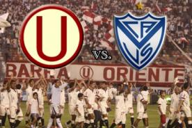 Universitario vs Vélez Sarsfield: Restricciones para el encuentro en la Libertadores