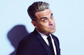 Robbie Williams cumple 40 años y alejado de los excesos