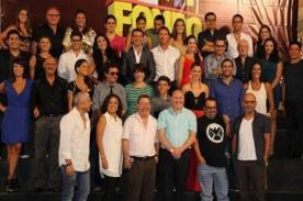 Al Fondo Hay Sitio: conferencia de prensa de la sexta temporada