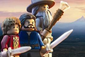 Video: Lego invade el mundo de 'The Hobbit' en alucinante tráiler