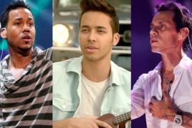 Premios Latin Billboard 2014: Cantantes que lideran las nominaciones