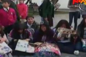 'Directioners' alborotan Cusco por llegada de One Direction (Video)