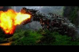 Transformers 4: Age of Extinction, lanzan espectacular trailer - VIDEO