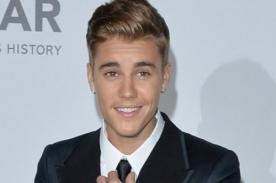 Justin Bieber donó 11 millones de dólares a causa contra el SIDA