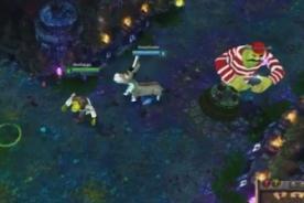 MOBA League of Legends: Shrek y Burro son personajes jugables [Video]