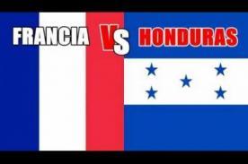 Minuto a minuto Francia contra Honduras (3-0) – Mundial Brasil 2014 – ATV en vivo