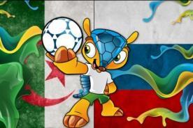 Argelia vs. Rusia DirecTV En Vivo – Mundial Brasil 2014 (Hora Peruana)