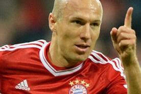 Holanda vs México: Así fue la polémica 'falta' a Arjen Robben [Foto]