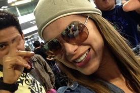 Vanessa Jerí: Mira todas las fotos de la sensual Vanessita en México D.F.
