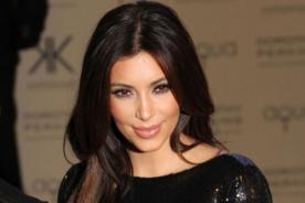 ¿Kim Kardashian se molesta con fotógrafo por haberle pisado el vestido? [FOTOS]