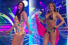 Combate: ¡Las integrantes del reality elevaron la temperatura en sexy trajes de baño! - VIDEO