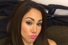 Instagram: ¡Melissa Loza muestra su derrier en ?cábala? del 'calzón amarillo' por fin de año!