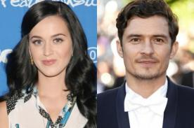 ¡Se volvieron a encontrar Katy Perry y Orlando Bloom!