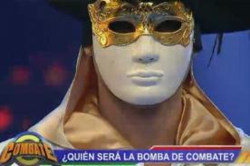 Combate: ¡Sebastián Lizarzaburu fue presentado como la 'bomba' del reality! - FOTO