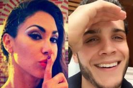 ¿ARMANI?: ¡Melissa Loza y Mario Irivarren ampayados en juerga hasta al amanecer! - VIDEO