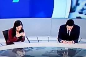 Latina: ¿Periodistas olvidan las noticias y juegan Pokémon Go en vivo? - VIDEO