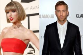 Calvin Harris dedica mensaje a Taylor Swift en Twitter