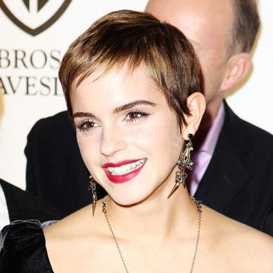 Niegan que Emma Watson tenga una foto en topless