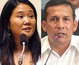 Últimas encuestas CPI: Keiko Fujimori 52,9% - Ollanta Humala 47,1%