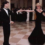 Vestido con el que la princesa Diana bailó con John Travolta fue nuevamente subastado