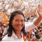 Encuesta Apoyo al 100%: Keiko prefiere esperar conteo de votos de la ONPE