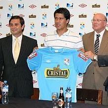 Fútbol peruano: Vílchez dejaría el Sporting Cristal por Vélez Sarfield