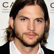 Ashton Kutcher: La gente me ve como vago cuando tengo barba
