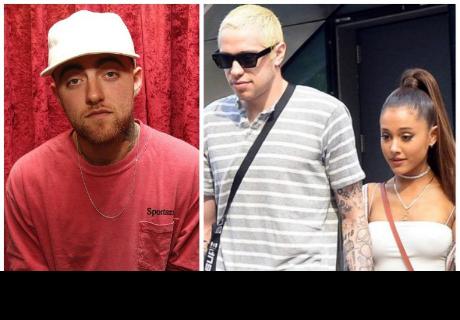 Ariana Grande y Pete Davidson terminan  y la razón fue ¿La muerte de Mac Miller?