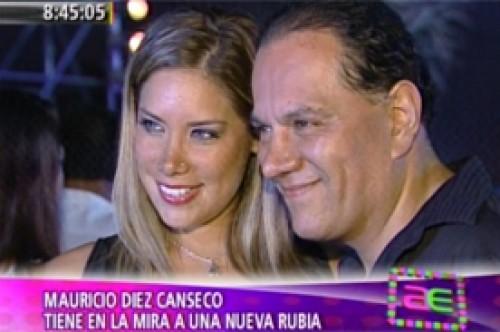 Mauricio Diez Canseco en coqueteos con ex de Renato Rossini