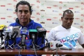 Universitario: Chemo Del Solar dijo que lo más fácil hubiera sido irse
