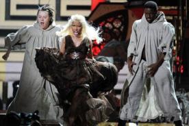 Nicki Minaj ofendió a católicos con su actuación en Grammys