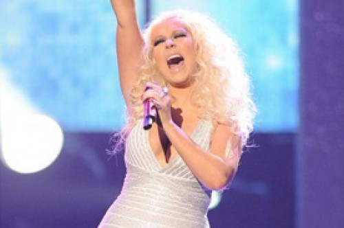 Christina Aguilera aclara sobre su mirada de desprecio a Justin Bieber