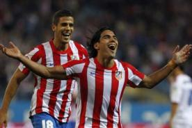 Goles del Atlético Madrid vs Athletic Bilbao (3-0) - Europa League - Video
