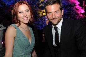 ¿Romance entre Bradley Cooper y la sexy Scarlett Johansson?