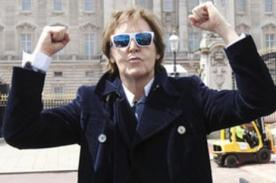 Olimpiadas 2012: Paul McCartney llama idiota al DT de Gran Bretaña