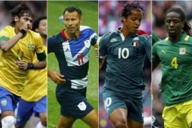 Olimpiadas 2012: Enfrentamientos para los cuartos de final del fútbol