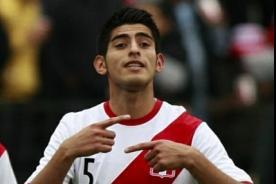 Fútbol peruano: Carlos Zambrano es prioridad para el Eintracht Fránkfurt