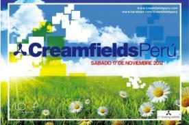 Creamfields Perú 2012: Anuncian presentación de un DJ del Top 5