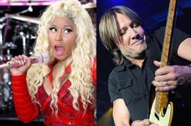 Nicki Minaj y Keith Urban son nuevos jurados de American Idol