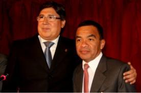 Fútbol Peruano: Guillermo Alarcón y Julio Pacheco suspendidos por 2 años