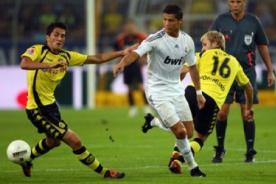 Borussia Dortmund vs Real Madrid (2-1) en vivo por Fox Sports - Champions League