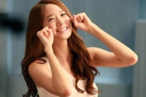 Fotos: YoonA de Girl's Generation encanta con detrás de escenas de comercial